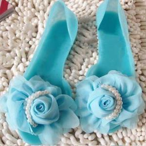 Rose jelly shoes flat sandals SS05132SH