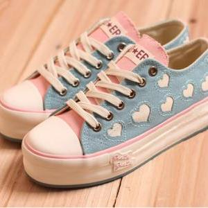 Fashion casual shoes canvas shoes S..