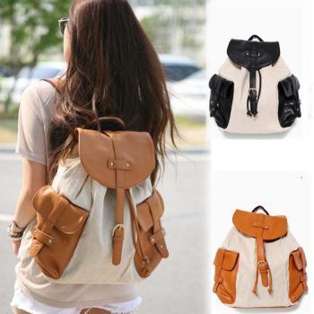 Fashion canvas bag casual shoulder bag Az1